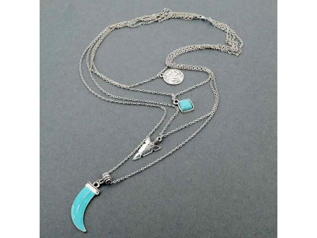 Bijoux, Collier, MISHA, shopping, Tunisie