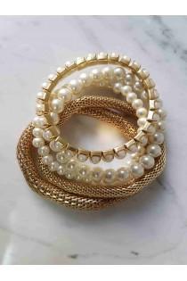 Lot de bracelets Fara